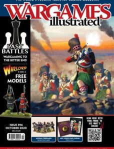 Wargames Illustrated – Issue 394 – October 2020