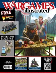 Wargames Illustrated – Issue 397 – January 2021