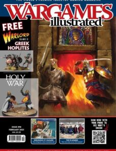 Wargames Illustrated – Issue 398 – February 2021