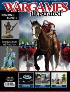 Wargames Illustrated – Issue 399 – March 2021