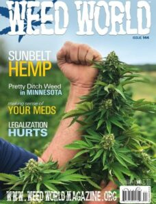 Weed World – Issue 144 – December 2019