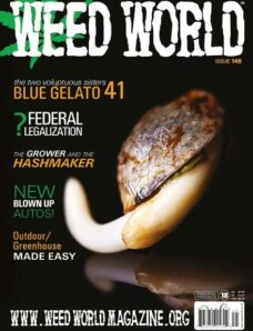 Weed World – Issue 145 – February 2020