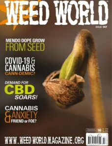 Weed World – Issue 147 – August 2020