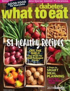 What to eat with Diabetes – February 2016