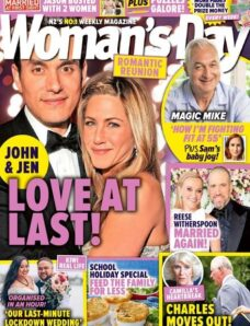 Woman's Day New Zealand – April 22, 2021