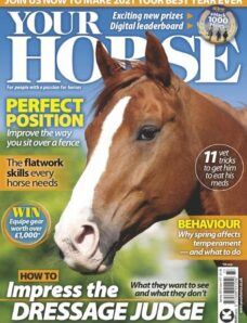 Your Horse – Spring 2021