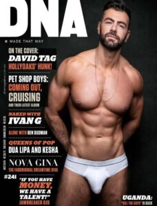 DNA Magazine – Issue 241 – January 2020