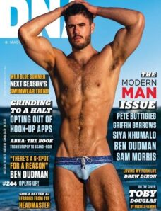 DNA Magazine – Issue 244 – April 2020