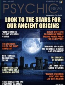 Psychic News – Issue 4200 – May 2021
