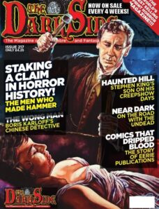The Darkside – Issue 217 – May 2021