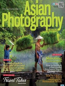 Asian Photography – March 2021