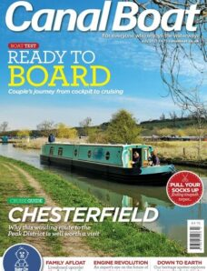Canal Boat – July 2021