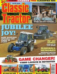 Classic Tractor – July 2021