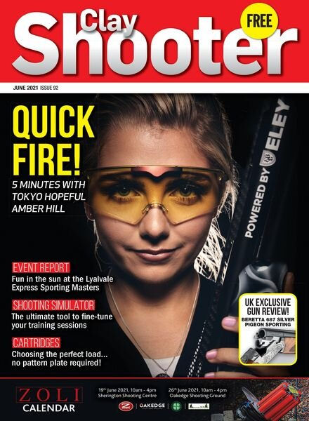 Clay Shooter – June 2021