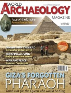 Current World Archaeology – Issue 44