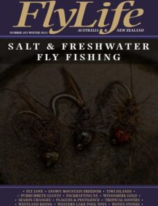 FlyLife – Issue 103 – Winter 2021