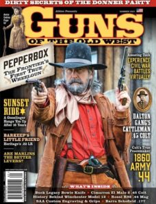 Guns of the Old West – May 2021