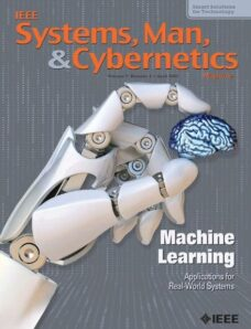 IEEE Systems Man and Cybernetics Magazine – April 2021