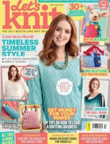 Let's Knit – Issue 172 – July 2021