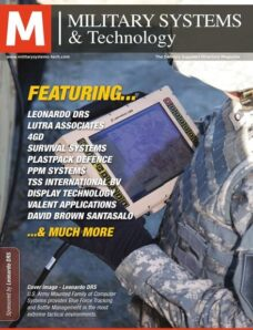 Military Systems & Technology – Spring 2021