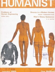 New Humanist – The Humanist, January 1968
