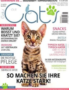 Our Cats – Juni 2021