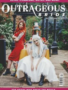 Outrageous Bride – May 2021