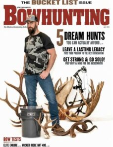 Petersen's Bowhunting – July 2021