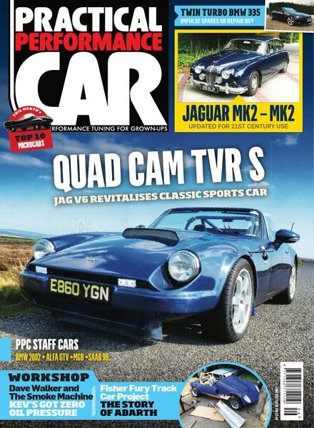 Practical Performance Car – Issue 206 – June 2021