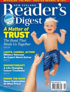 Reader's Digest New Zealand – May 2021