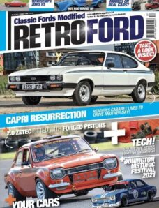 Retro Ford – Issue 184 – July 2021
