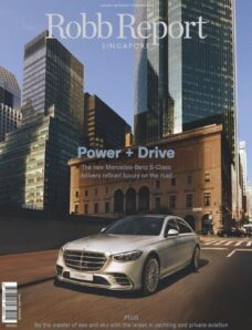 Robb Report Singapore – May 2021