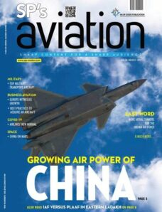 SP's Aviation — 31 May 2021
