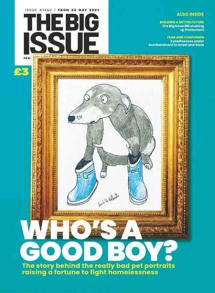 The Big Issue – May 24, 2021