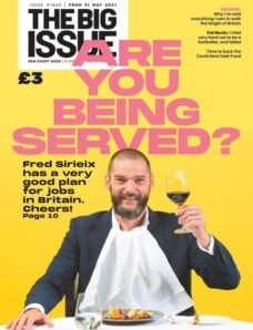 The Big Issue – May 31, 2021