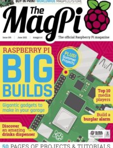 The MagPi – June 2021