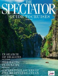 The Spectator – Guide To Cruises Autumn 2013