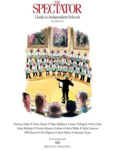 The Spectator – Guide to Independent Schools 2013