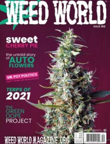 Weed World – Issue 152 – June 2021