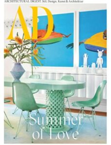 AD Architectural Digest Germany – Juli 2021