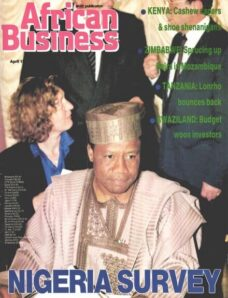 African Business English Edition – April 1990