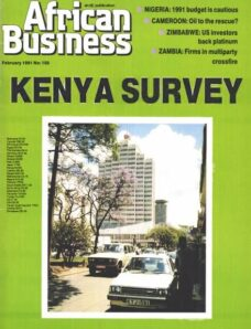 African Business English Edition – February 1991