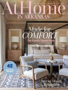 At Home in Arkansas – August 2021