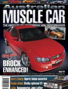 Australian Muscle Car – July 2021