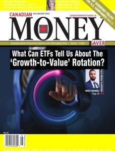 Canadian MoneySaver – July August 2021