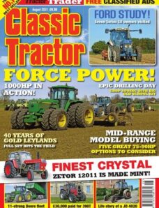 Classic Tractor – August 2021