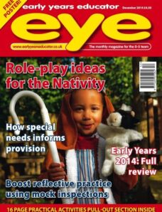 Early Years Educator – December 2014