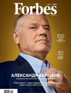 Forbes Russia – July 2021