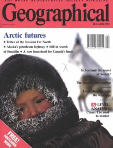 Geographical – April 1994