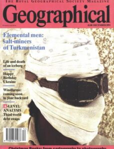 Geographical – December 1993
